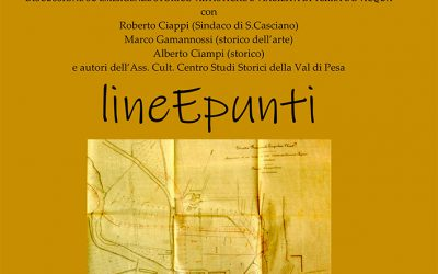 lineEpunti – discussione su emergenze storico-artistiche e viabilità di terra e d'acqua